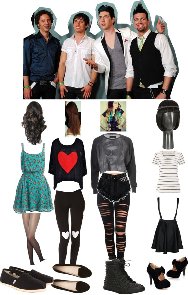 """""""girl version of marianas trench ( the band )"""" by hollyevans27 ❤ liked on Polyvore"""