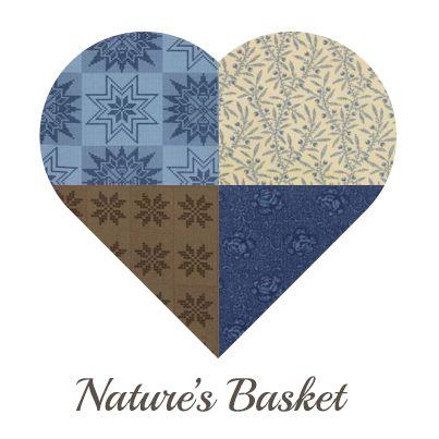 Yosonline Quiltstoffen / Quiltfabrics - Nature's Basket