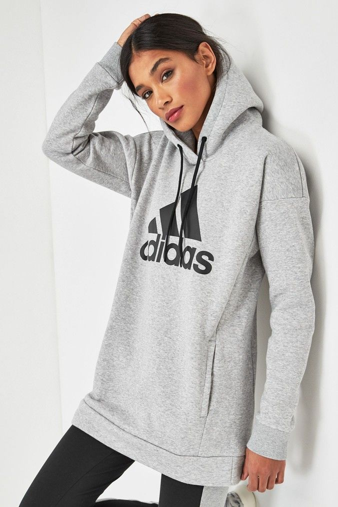 adidas Must Have Badge Of Sport Overhead Hoody | Hoodies