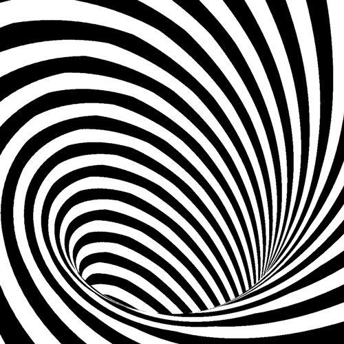 Gif hypnotiques psychedelique David Pope 4 Les .Gif hypnotiques et psychédéliques de David Pope
