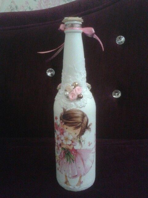 Kid design bottle
