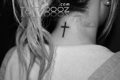 Cross and placement