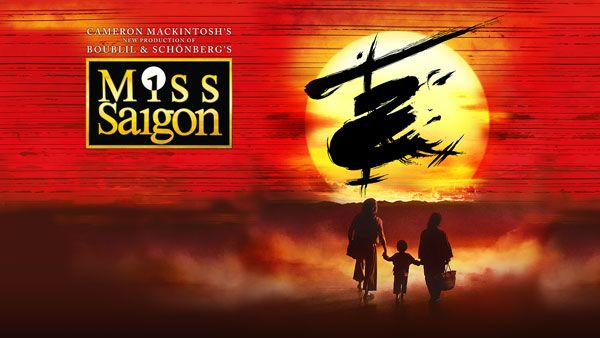 Miss Saigon is touring the UK in March 2018! Tickets are affordable. It's in Southampton, though. :/