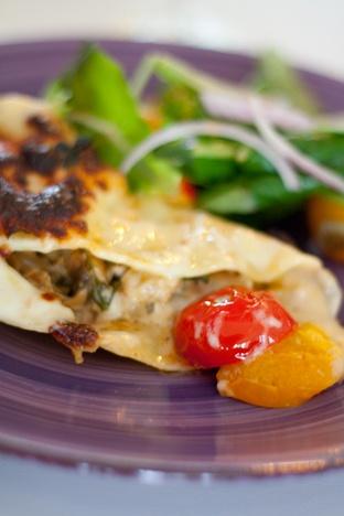 Gourmetmorsan: Onsdagspasta med italienska smaker!