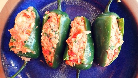 San Cristobal Cooking Class - Salmon stuffed jalapeno's  The best thing about this cooking class was the personal touch. Even in high season, the classes would remain small and the students would be able to have input in the menu. This is a huge bonus for me as after travelling through the region I definitely wanted to learn how to make some of the dishes I had tried. It also means that you get a more hands on experience – everything was made from scratch, there was no pre-chopped little…
