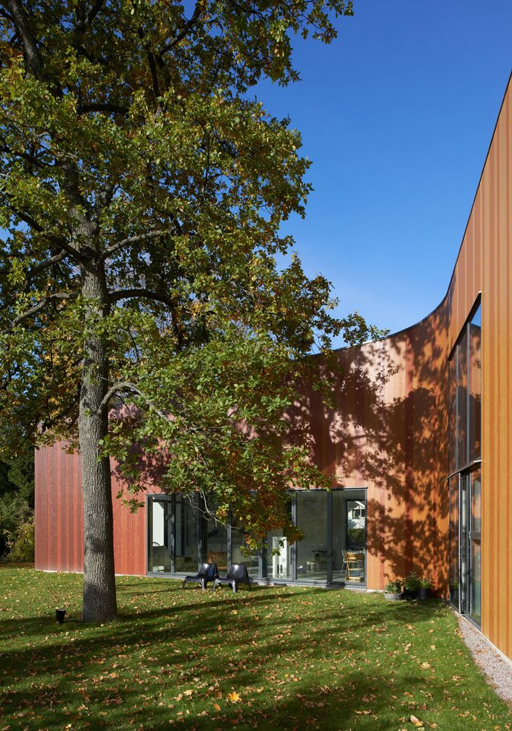 Fagerström House, Sollentuna, Sweden by Claesson Koivisto Rune Architects Photos by Åke E:son Lindman.