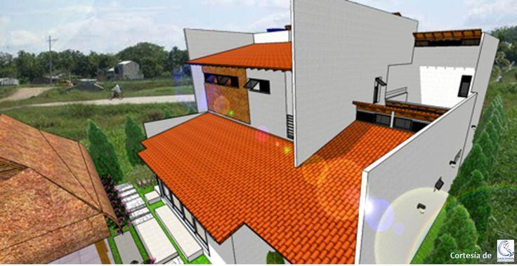 Casa G+A: Vista panorámica / G+A House: Panoramic view