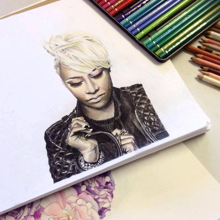 Drawing by Jenifer Lee