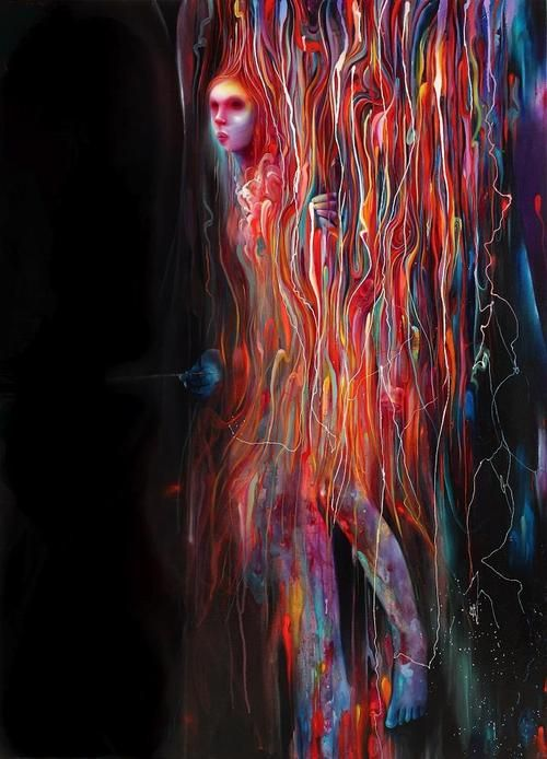 #painting #art by Michael Page