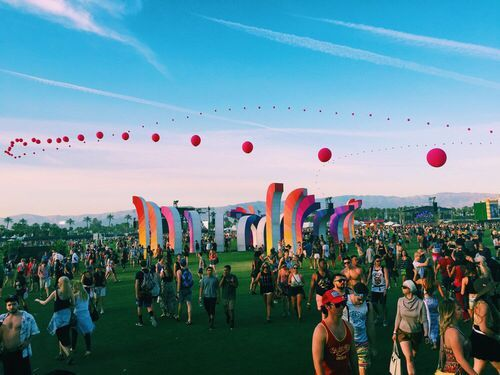 So guys, for our road trip, I thought it would be cool to drive across the country, sightsee, hike, canoe, adventure, etc. and end up at coachella music festivalany thoughts?