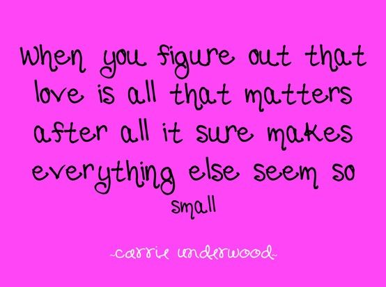 Carrie Underwood So Small Country Song Lyrics Quotes Song Lyrics