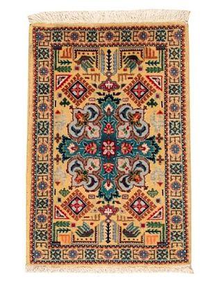 Roubini Tabriz Wool Rug, Multi, 2' 10
