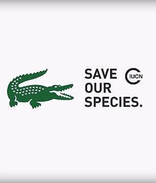 673c85ac29a3 Polo Shirt · Lacoste just ditched it s iconic crocodile logo to help save  10 endangered species in a new