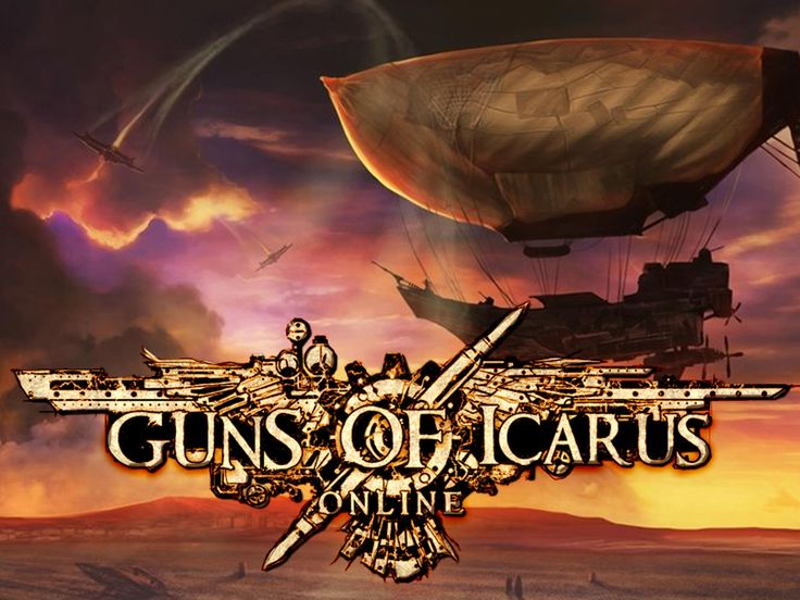 Guns of Icarus Online by Muse Games — Kickstarter