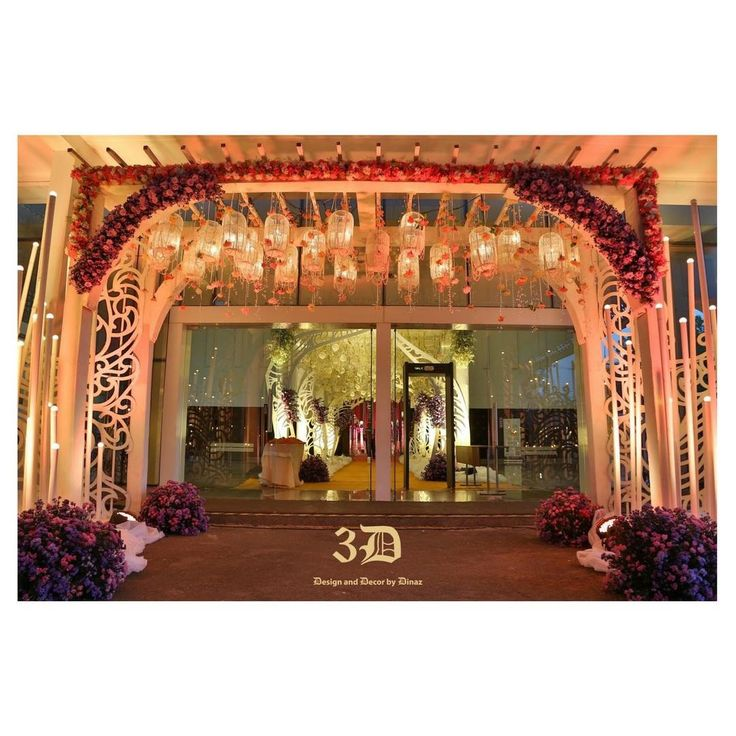 519 best deco and venue images on pinterest south indian 5 floral themes to make your big day look as astounding as ever junglespirit Gallery