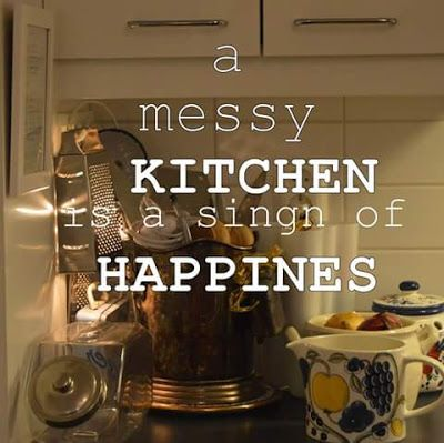 K A K S I K O K K I A kitchn of Joy: a messy...