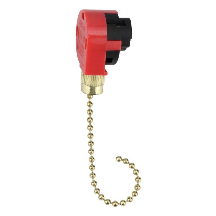 Hunter Ceiling Fan Switch 3 Speed 4 Wire Zing Ear Ze