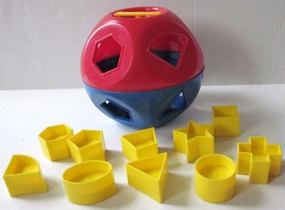 Toys From the 1970s | Fourth Grade Nothing: Vintage Tupperware Toys or TupperToys