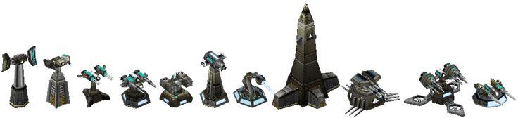 Towers by wangyaoalan on DeviantArt