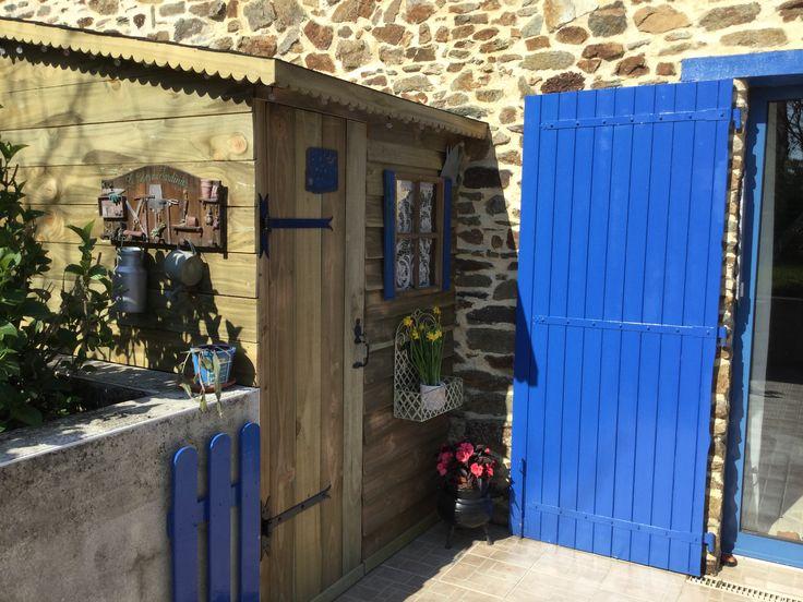 """Ma cabane """"brocante"""" Dans le Morbihan"""