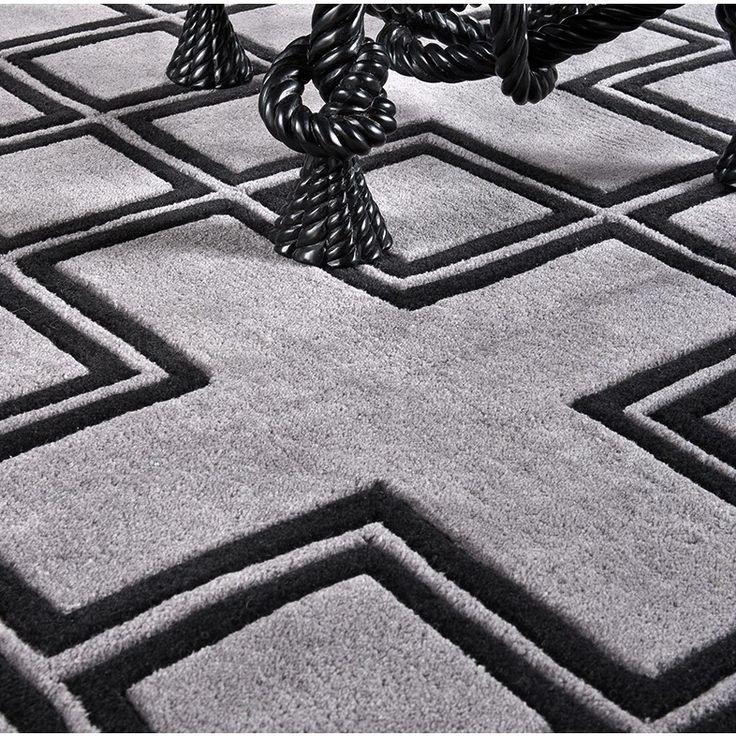 Eichholtz Carpet Caton (Grey)