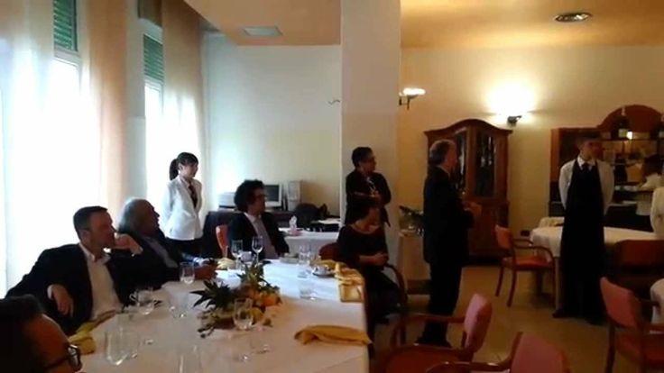 Presentazione delle classi al Sindaco Flavio Tosi