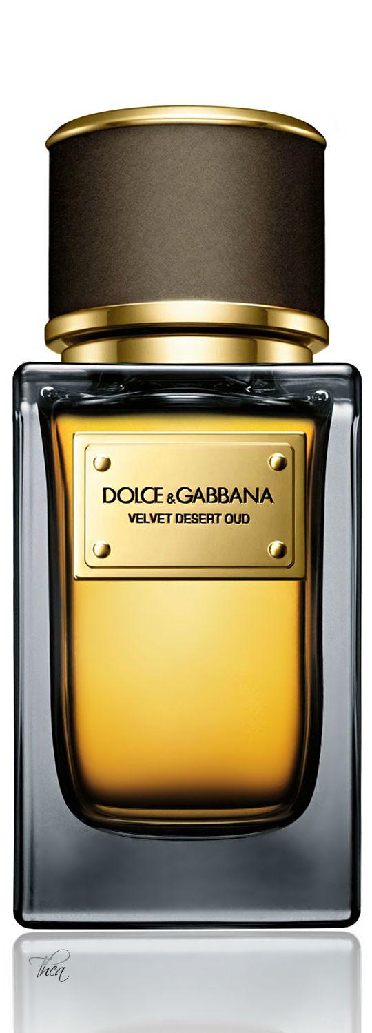 Dolce  Gabbana Velvet Desert Oud