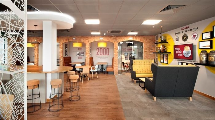 Costa Coffee Offices - Essex - Office Snapshots