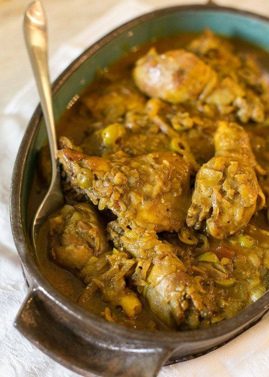 Recipe: Moroccan Chicken with Preserved Lemons — A Summer Shabbat with Leah Koenig