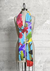 Modal Scarf - Abstract Color Splash 74 by VIDA VIDA 8z4dno1