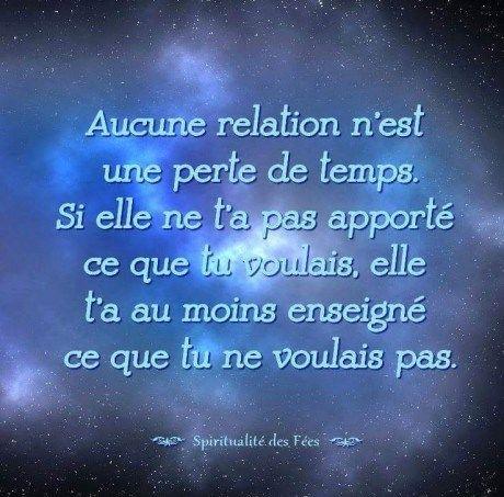 Aucune relation n'est une perte de temps ... dans Citations, proverbes...