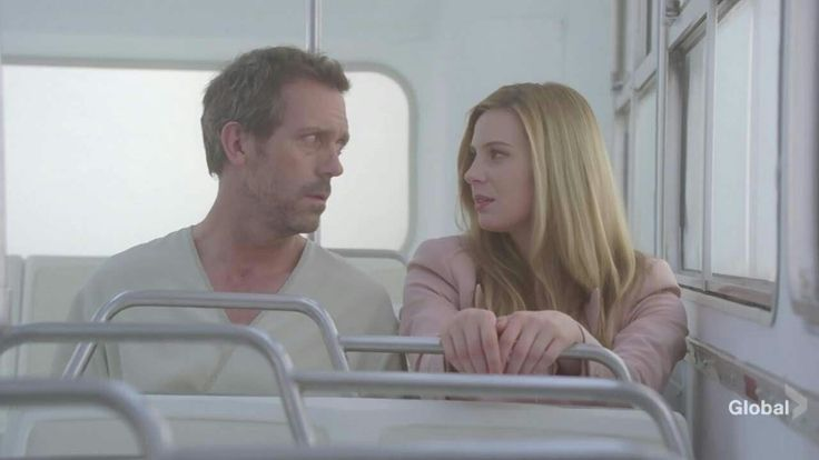 Wilson's Heart: Season 4 Episode 16: originally broadcast on Fox on May 19, 2008 | Dr. Gregory House (Hugh Laurie) and Dr. Amber Volakis (Anne Dudek)