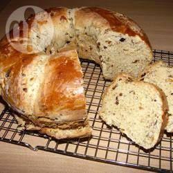 Babka (rosca de páscoa polonesa) @ allrecipes.com.br
