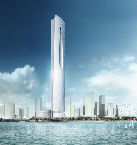 Kamal mixed use development l doha qatar diafah for Architecture companies qatar