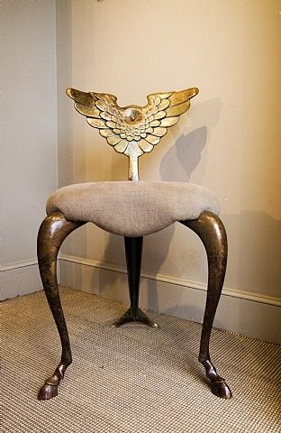 Artnet Galleries: Pegasus Chair By Mark Brazier Jones From Galerie  Jean Marc Lelouch