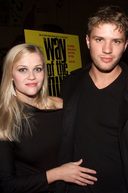 Reese Witherspoon &amp... Ryan Phillippe Affair