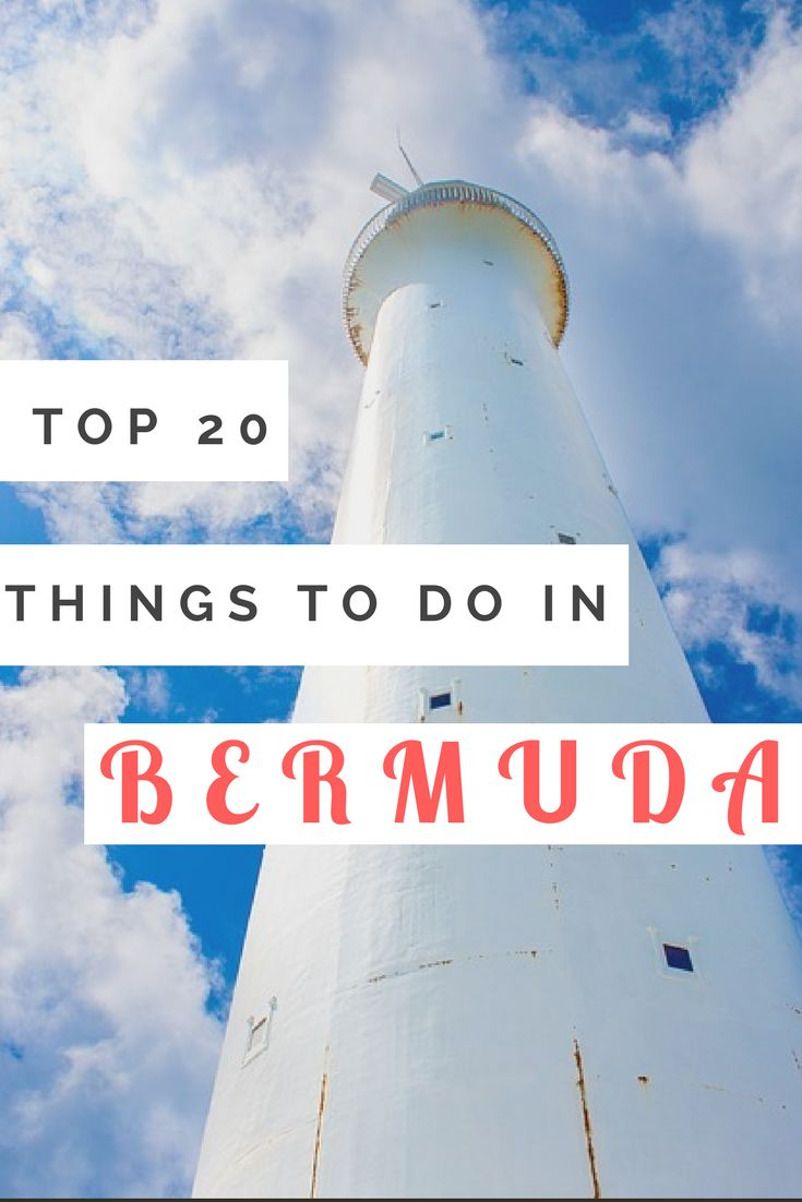 There's tons to do for families in Bermuda if you know where to look. Here are 20 of my favorite family-friendly attractions. #travel #familytravel #Bermuda #travelwithkids #wanderlust