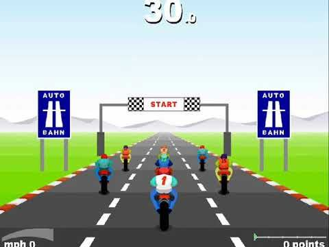 Animated Pencil: Motocross bikes games free online