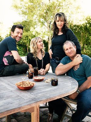"""Married with children"" cast reunion. The Bundys today! would be nice to see a one-off special!  cd"