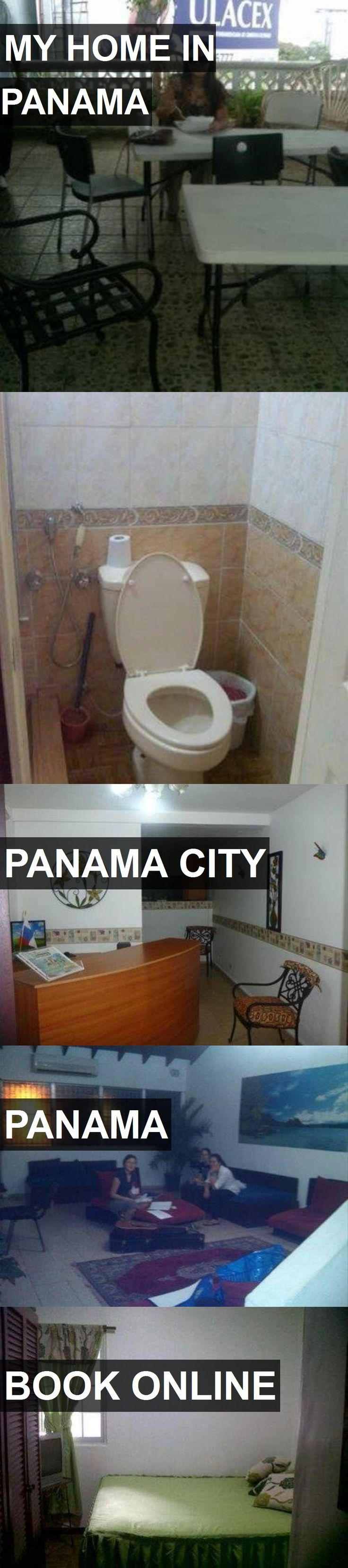 Hotel MY HOME IN PANAMA in Panama City, Panama. For more information, photos, reviews and best prices please follow the link. #Panama #PanamaCity #travel #vacation #hotel