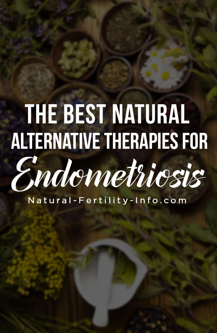 Natural Ways To Heal Endometriosis