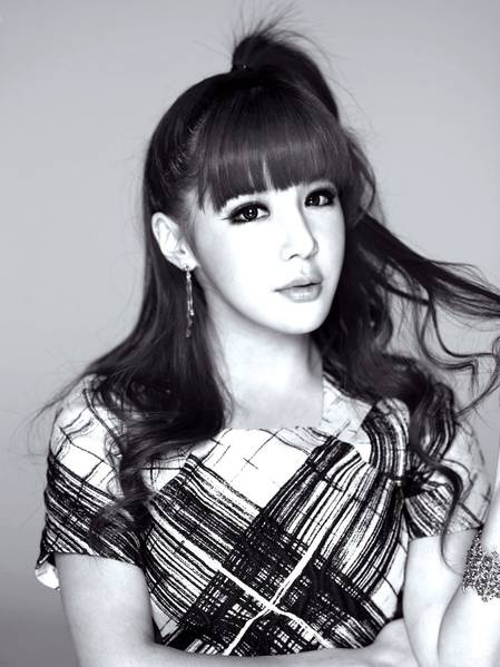 Park Bom has the best fringe.. Not too mention a banging body and the best legs ever! FML!