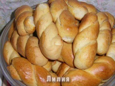 Греческое пасхальное печенье(пасхалина кулурья)