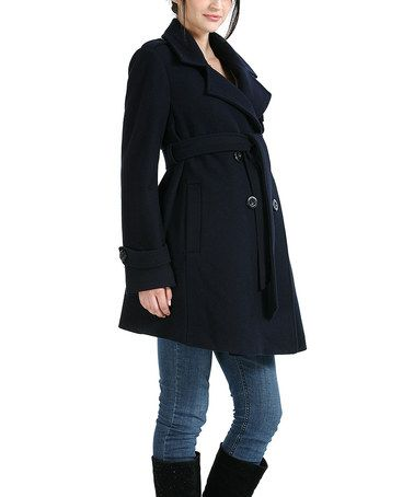 Take a look at this MOMO Navy Isabella Wool-Blend Maternity Trench Coat by Snowy Styles: Maternity Apparel on #zulily today!Isabella Woolblend, Woolblend Maternity, Navy Isabella, Wool Blends Maternity, Trench Coats, Maternity Trench, Maternity Wear, Momo Navy, Isabella Wool Blends