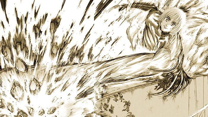ベルトルトを食ったアルミンの巨人化の姿を予想 超大型巨人になるアルミンhttp://shingekin.com/84-armin-titan