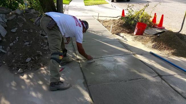 Best Pouring Concrete Sidewalk Service In Lincoln Omaha Ne Council Bluffs Ia Eppley Handyman Services Swimming Pool Maintenance Las Vegas Homes Sunrise Manor
