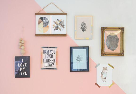DIY: 7 rammer til dine kunstkort   Boligmagasinet.dk