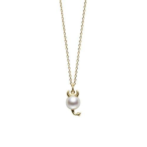 Tasaki pearl necklace