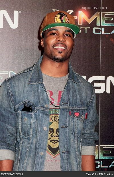 "steelo brim | Steelo Brim - ""X-Men: First Class"" Blu-Ray and DVD Release Celebration ..."