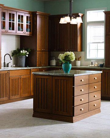 Living Kitchen Designs From The Home Depot Cabinets